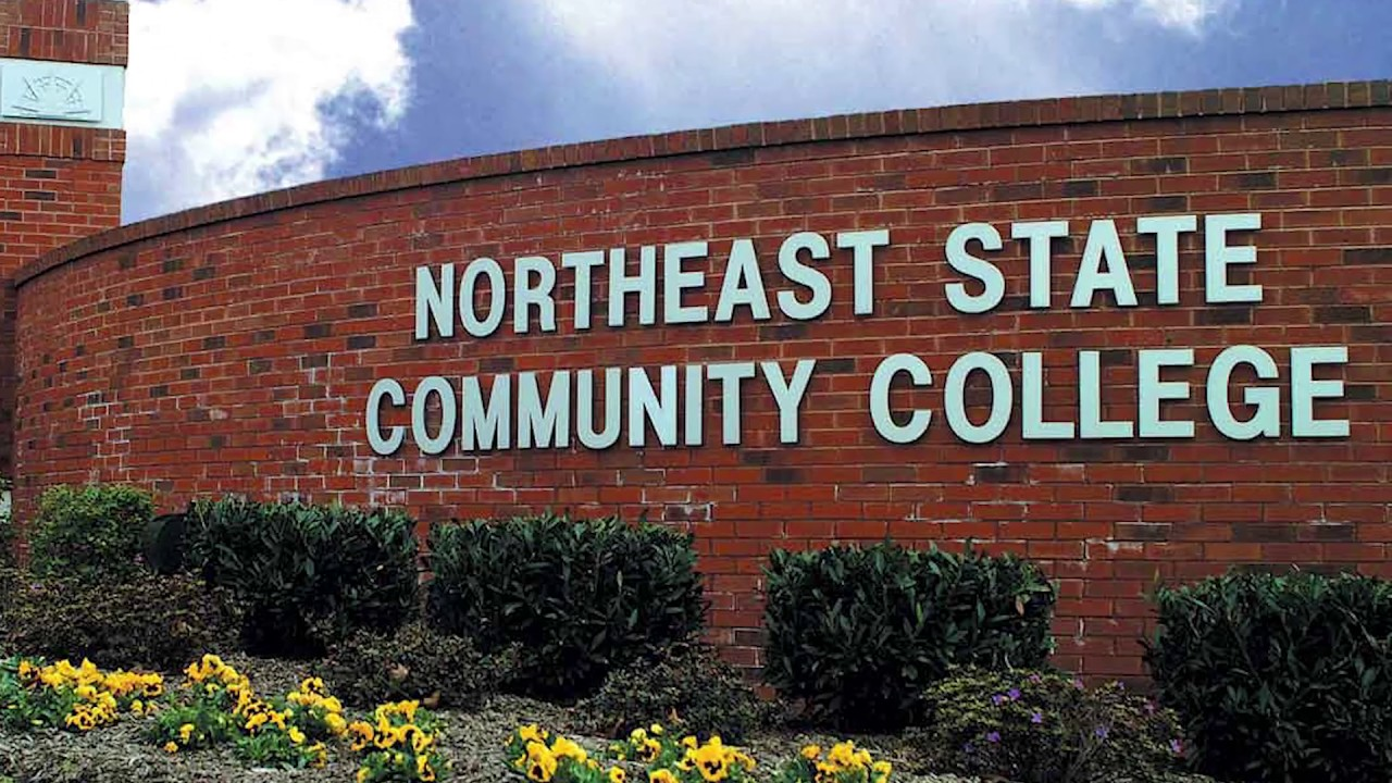Northeast State Exterior Campus Shot