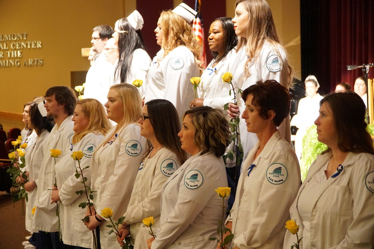 Nurse Pinning Ceremony
