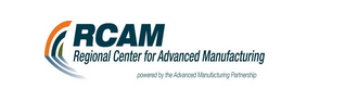 Regional Center for Advanced Manufacturing (RCAM) Logo