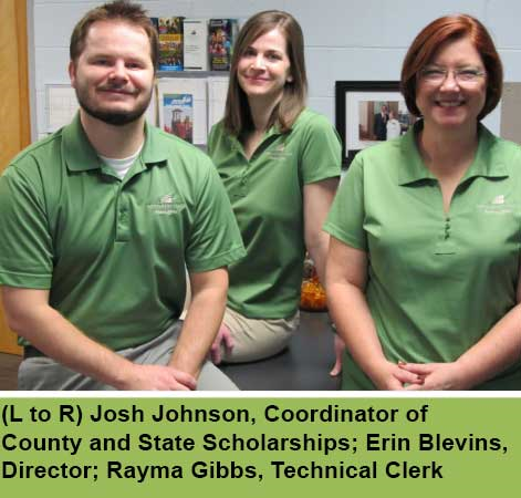 Scholarships Staff